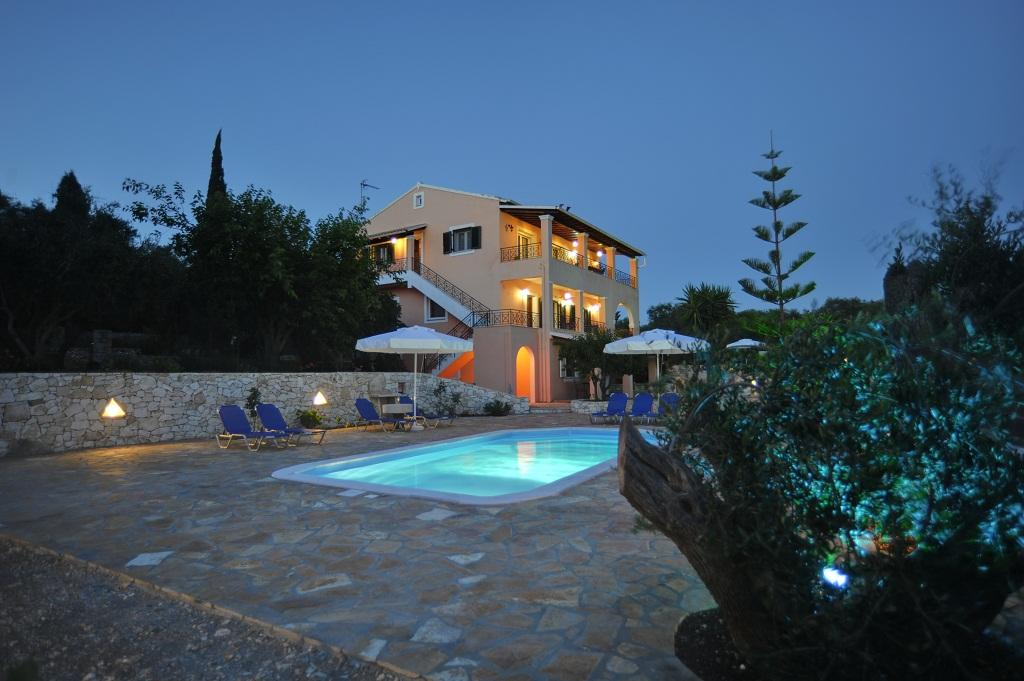 Galazio Sunset Villa