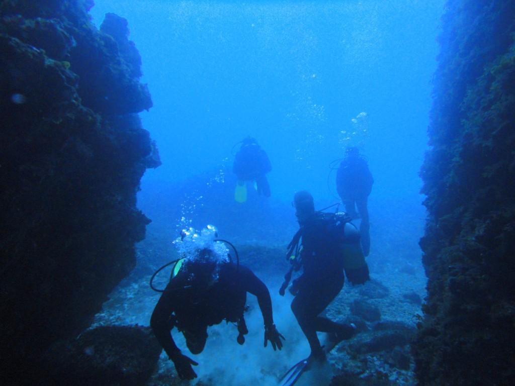 Chiros diving spot 01