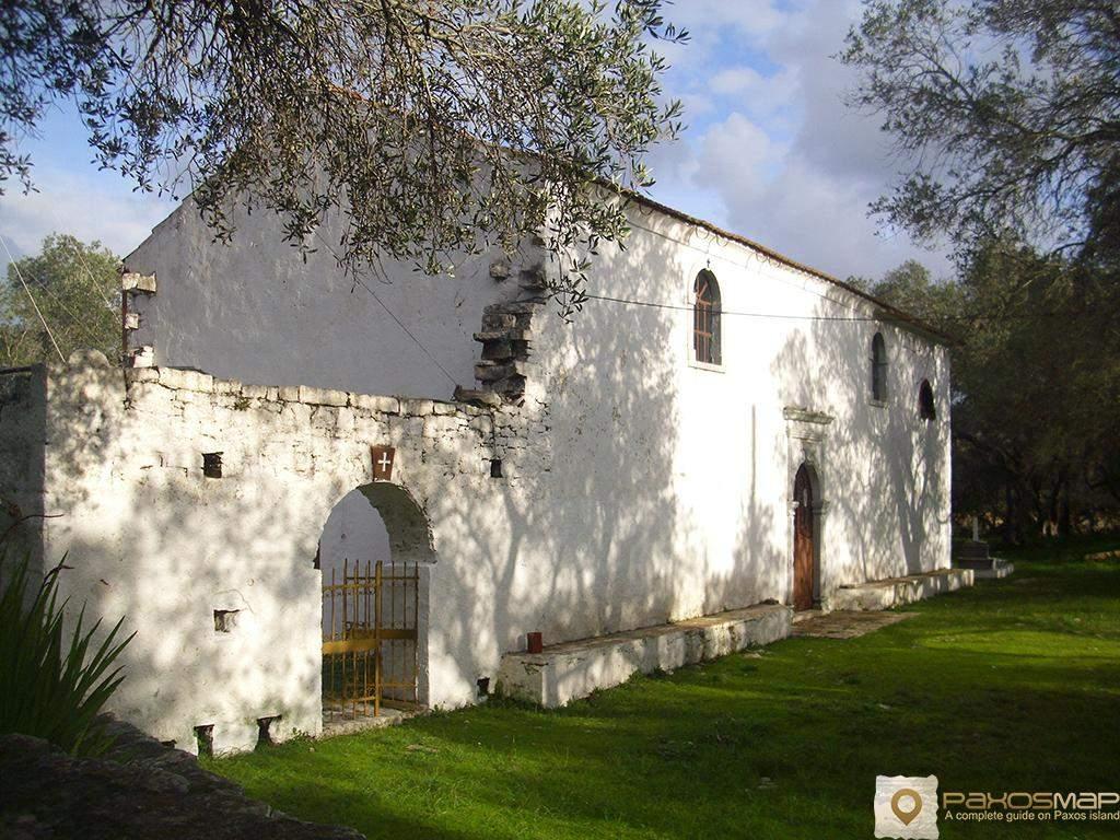 Saint Isaurian Church (1)