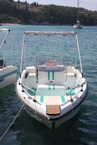 Christos Boat Hire 2