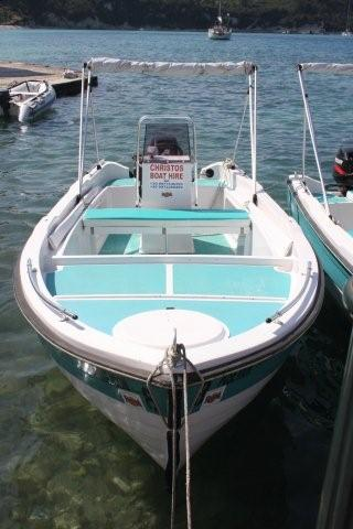Christos Boat Hire 3
