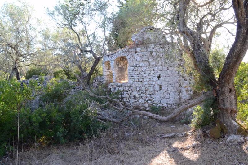 St.-Stefanos-ruins